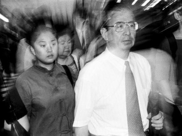 SNAPSHOTS AND GLANCES IN TOKYO SUBWAY